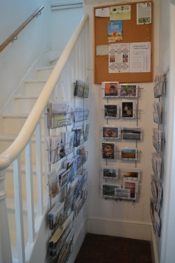 Our selection of artists' cards