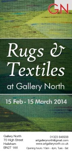 texiles exhibition flyer feb2014