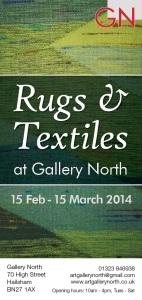 texiles exhibition flyer feb2014