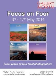 focus on four 1